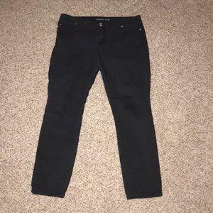 Michael kors black jeans